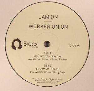 JAM'ON/WORKER UNION - Easy Day/Stone Flower EP