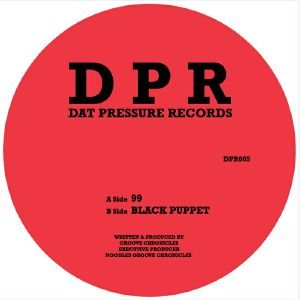 NOODLES GROOVECHRONICLES - DPR 005 (reissue)