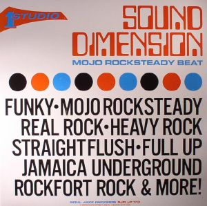SOUND DIMENSION - Mojo Rocksteady Beat (remastered)