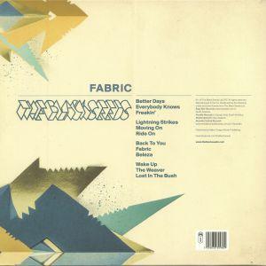 BLACK SEEDS, The - Fabric