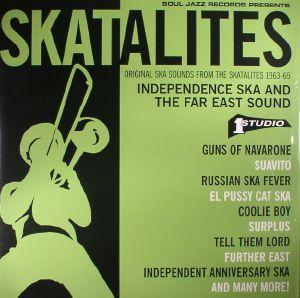 SKATALITES, The/VARIOUS - Original Ska Sounds From The Skatalites 1963-65: Independence Ska & The Far East Sound