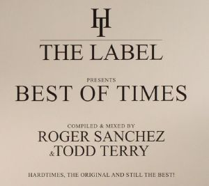 SANCHEZ, Roger/TODD TERRY/VARIOUS - Best Of Times