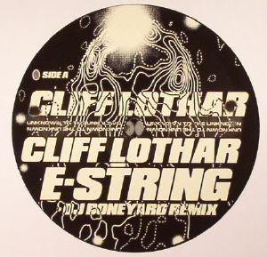 LOTHAR, Cliff - E String
