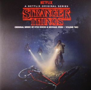 DIXON, Kyle/MICHAEL STEIN - Stranger Things Vol 2: Collector's Edition (Soundtrack)