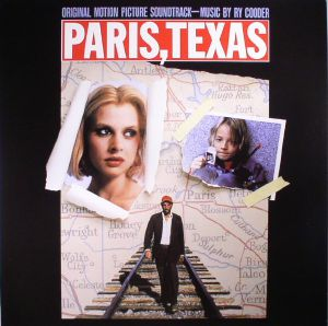 Paris Texas (Soundtrack) (reissue)