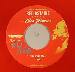 RED ASTAIRE presents COCO ROUZIER - Resque Me