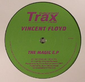 FLOYD, Vincent - The Magic EP (reissue)