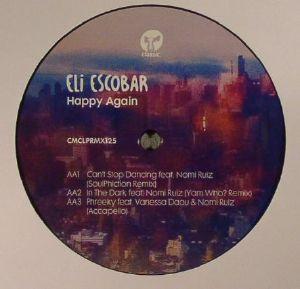 ESCOBAR, Eli - Happy Again
