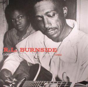 BURNSIDE, R L - Long Distance Call: Europe 1982