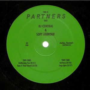 DJ CENTRAL/SOFT ARMOUR - Partners 003