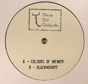 COLOURS OF INFINITY/BLACKMOON77 - Split