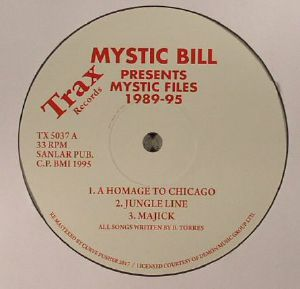 MYSTIC BILL - Mystic Files 1989-95