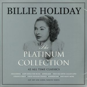 HOLIDAY, Billie - The Platinum Collection