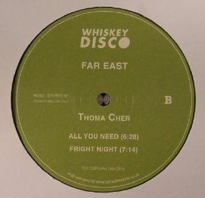 OSMOSE/THOMA CHER - Wild West/Far East