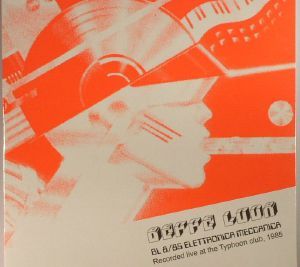 BEPPE LODA - BL 8/85 Elettronica Meccanica