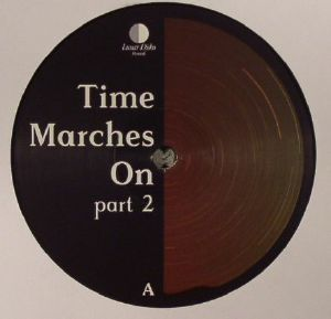 DJ OVERDOSE/TR ONE/RAIDERS OF THE LOST ARP/AUTOMATIC TASTY - Time Marches On Part 2
