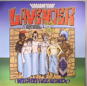 BADBADNOTGOOD feat KAYTRANADA/SNOOP DOGG - Lavender