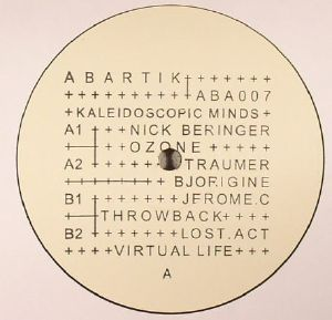 BERINGER, Nick/TRAUMER/JEROME C/LOST ACT - Kaleidoscopic Minds