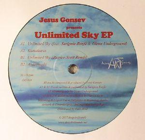 GONSEV, Jesus - Unlimited Sky EP