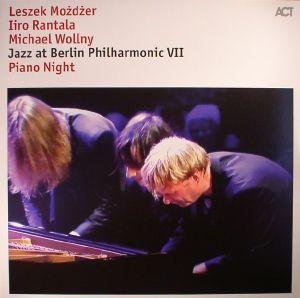 MOZDZER, Leszek/IIRO RANTALA/MICHAEL WOLLNY - Jazz At Berlin Philharmonic VII: Piano Night