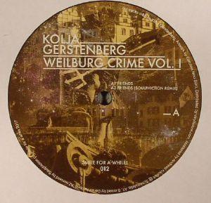 GERSTENBERG, Kolja - Weilburg Crime Vol 1