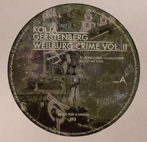 GERSTENBERG, Kolja/SCHIGGERIA - Weilburg Crime Vol II