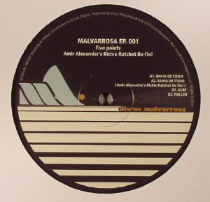 FIVE POINTS - Malvarrosa EP 001