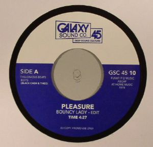 PLEASURE/WHATNAUTS - Bouncy Lady