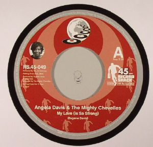 DAVIS, Angela & THE MIGHTY CHEVELLES - My Love (Is So Strong)