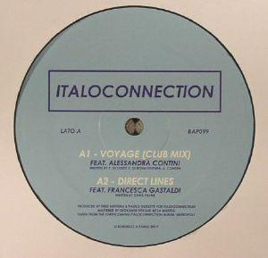 ITALOCONNECTION - Voyage