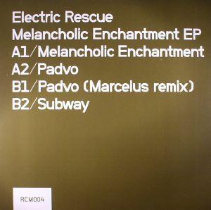 ELECTRIC RESCUE - Melancholic Enchantment EP