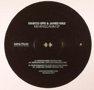 EFFE, Marco/JAMES MILE - Mehringdamm EP