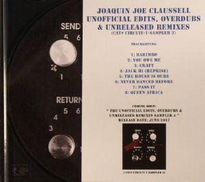 Unofficial Edits Overdubs & Unreleased Remixes Sampler 3