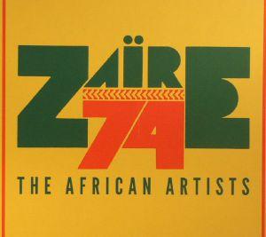 VARIOUS - Zaire 74