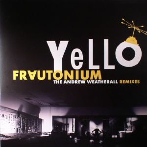 YELLO - Frautonium: The Andrew Weatherall Remixes