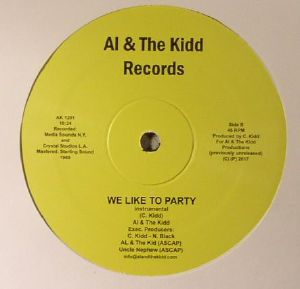 AL & THE KIDD - We Like To Party