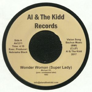 ORR, Michael - Wonder Woman (Super Lady)