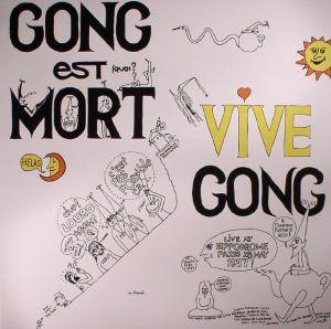 GONG - Gong Est Mort Vive Gong (reissue)