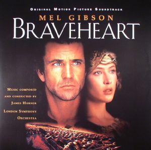 HORNER, James/LONDON SYMPHONY ORCHESTRA - Braveheart (Soundtrack) (reissue)