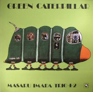 MASARU IMADA TRIO PLUS 2 - Green Caterpillar
