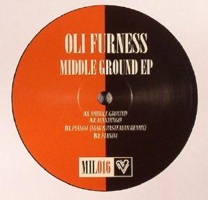 FURNESS, Oli - Middle Ground EP