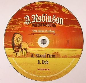 ROBINSON, J feat DARIEN PROPHECY - Stand Firm