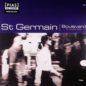 ST GERMAIN - Boulevard: The Complete Series