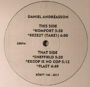 ANDREASSON, Daniel - Komfort