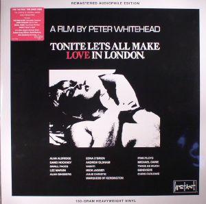 VARIOUS - Tonite Let's All Make Love In London (Soundtrack) (reissue)