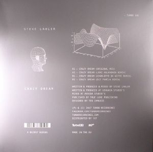 LAWLER, Steve - Crazy Dream