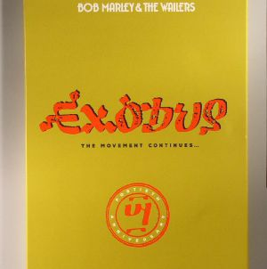 MARLEY, Bob & THE WAILERS - Exodus The Movement Continues: 40th Anniversary Edition