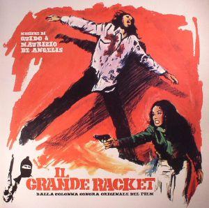 GUIDO & MAURIZIO DE ANGELIS - Il Grande Racket (Soundtrack)