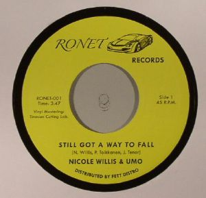 WILLIS, Nicole/UMO - Still Got A Way To Fall