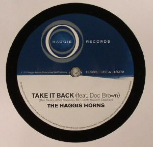HAGGIS HORNS, The - Take It Back